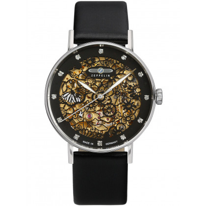 Zeppelin 7461-2 Princess of the Sky automatic 36mm 5ATM