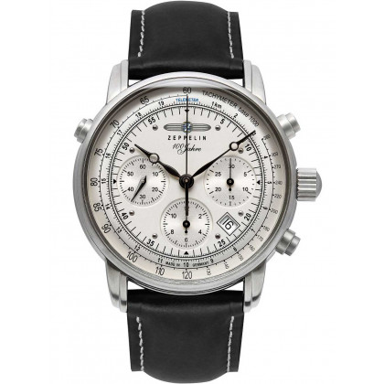 Zeppelin 7618-1 ED-1  automatic chrono 42mm 5ATM