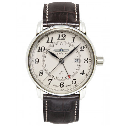 Zeppelin 7642-5 LZ-127 Men's 42mm 5ATM