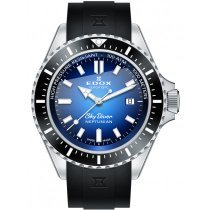 Edox 80120-3NCA-BUIDN Skydiver Neptunian automatic 44mm 100ATM