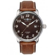 Zeppelin 8656-3 Count Zeppelin Automatic Men's 40mm 5 ATM