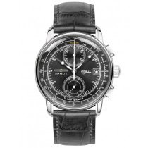 Zeppelin 8670-2 100 years Chrono Men's 43mm 5ATM