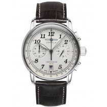 Zeppelin 8674-1 LZ-127 Chronograph 43mm 5ATM