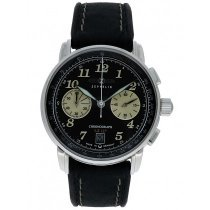 Zeppelin 8674-3 LZ-127 Chronograph 43mm 5ATM
