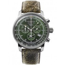Zeppelin 8680-4 100 years Chrono Men's 42mm 5ATM