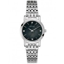Bulova 96P148 classic ladies watch 27mm 3ATM