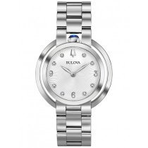 Bulova 96P184 Rubaiyat Ladies 35mm 3ATM