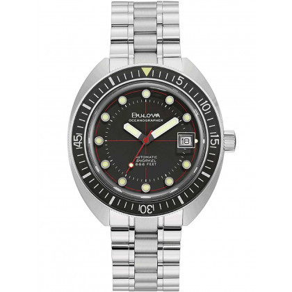 Bulova 96B344 Oceanographer automatic 41mm 20ATM