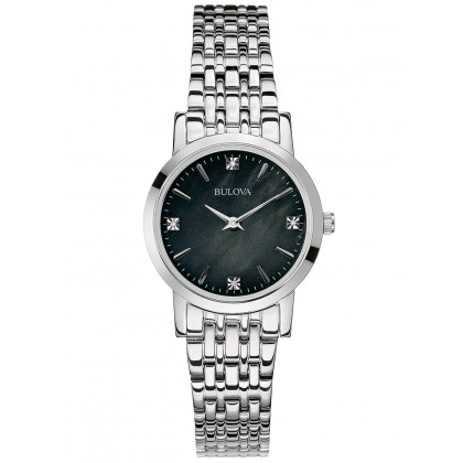 Bulova 96P148 Classic Ladies 27mm 3ATM