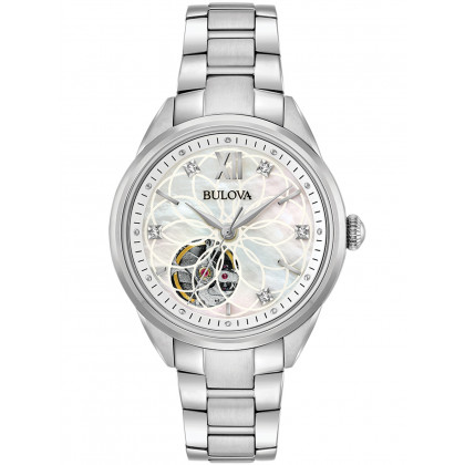 Bulova 96P181 Classic Automatic Ladies 34mm 3ATM
