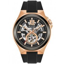 Bulova 98A177 Classic Automatic Men's 46mm 10ATM