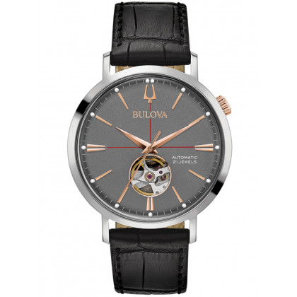 Bulova 98A187 Classic Automatic Men's 41mm 3ATM