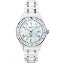 Bulova 98P172 Marine Star ladies watch 37mm 10ATM