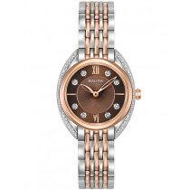 Bulova 98R230 classic ladies watch 30mm 3ATM
