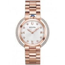 Bulova 98R248 Rubaiyat ladies watch 35mm 3ATM