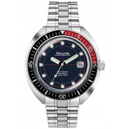 Bulova 98B320 Devil Diver Special Edition Automatic 44mm 20ATM