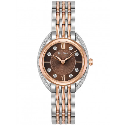 Bulova 98R230 Classic Ladies 30mm 3ATM