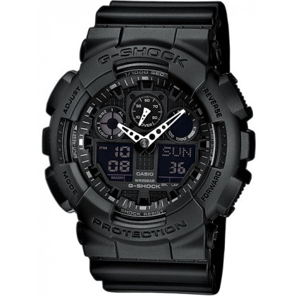 CASIO GA-100-1A1ER G-SHOCK 51mm 20 ATM