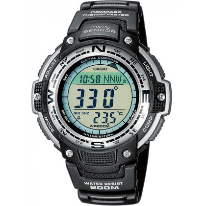 CASIO SGW-100-1VEF Multi-Task Gear 48mm 20 ATM
