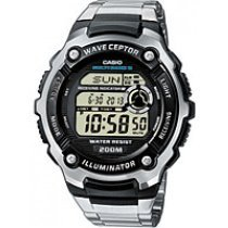 CASIO WV-200DE-1AVER Radio Controlled 47mm 20 ATM