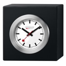 Mondaine A660.30318.84SBB table clock 48 mm