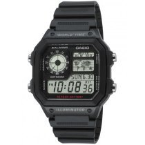 CASIO AE-1200WH-1AVEF Collection 10 ATM 42mm
