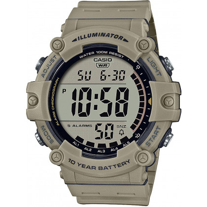 Casio AE-1500WH-5AVEF Collection men`s 50mm 10ATM