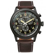 Citizen AT2465-18E Eco-Drive chrono 43mm 10ATM