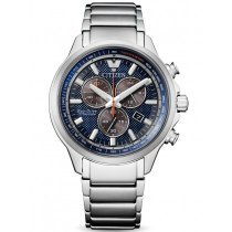 Citizen AT2470-85L Super-Titanium Eco-Drive chrono 40mm 10ATM