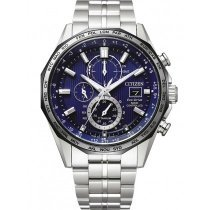 Citizen AT8218-81L Eco-Drive radio-controlled chrono 44mm 10ATM