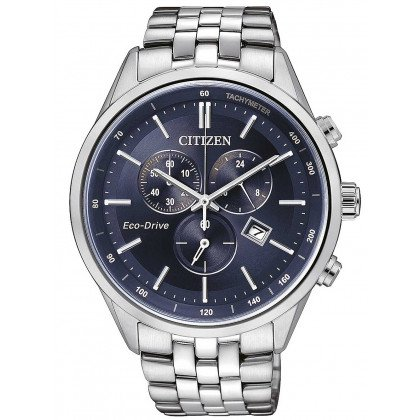 Citizen AT2141-52L Eco-Drive Sports Chronograph 42mm 10 ATM