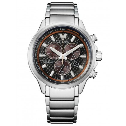 Citizen AT2470-85H Super-Titanium Eco-Drive chrono 40mm 10ATM