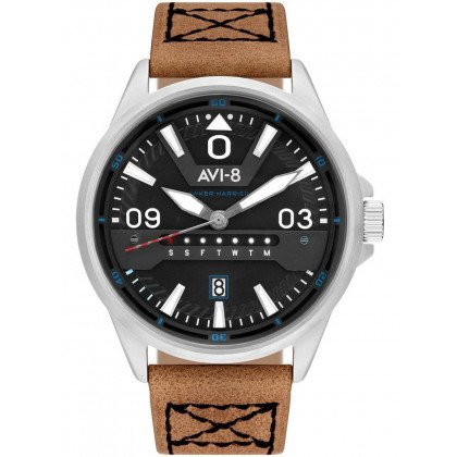 AVI-8 AV-4063-01 Hawker Harrier II Men's 44mm 5ATM