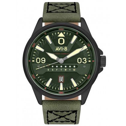 AVI-8 AV-4063-04 Hawker Harrier II Men's 44mm 5ATM