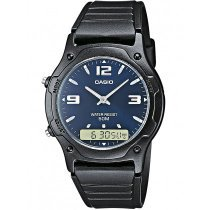 Casio AW-49HE-2AVEG Collection Herren 38mm 5ATM