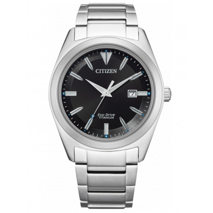 Citizen AW1640-83E Super-Titanium Eco-Drive men`s 41mm 5ATM