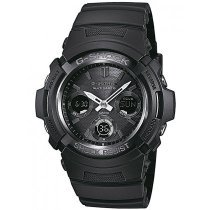 CASIO AWG-M100B-1AER G-SHOCK Radio Controlled Solar 46mm 20 ATM