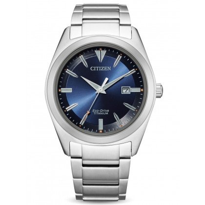 Citizen AW1640-83L Super-Titanium Eco-Drive men`s 41mm 5ATM