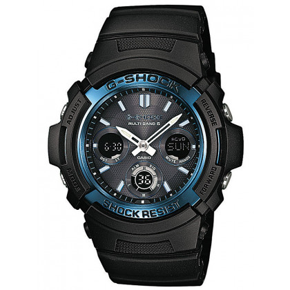 CASIO AWG-M100A-1AER G-SHOCK Radio Controlled Solar 46mm 20 ATM