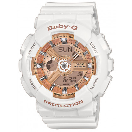 CASIO BA-110-7A1ER Baby-G 43mm 10 ATM