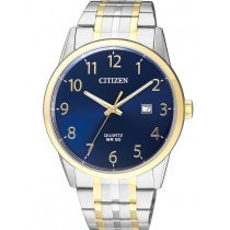 Citizen BI5004-51L quartz men`s watch 39mm 5ATM