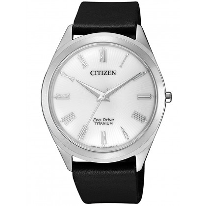 Citizen BJ6520-15A Eco-Drive Titanium Men's 39mm 5ATM