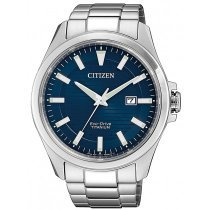 Citizen BM7470-84L Eco-Drive Titanium Men's 43mm 10ATM