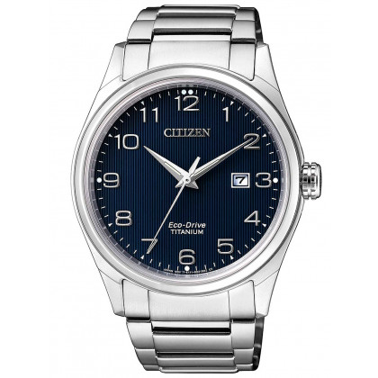 Citizen BM7360-82M Eco-Drive Super-Titanium Men's 41mm 10 ATM