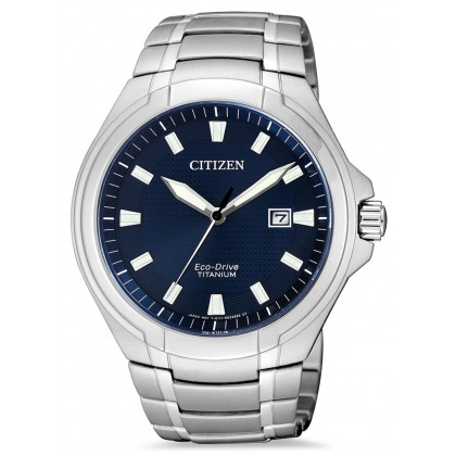 Citizen BM7430-89L Eco-Drive Super-Titanium Men's 42mm 10 ATM