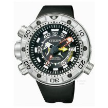 Citizen BN2021-03E Eco-Drive Promaster Marine depth gauge 49mm 20 ATM