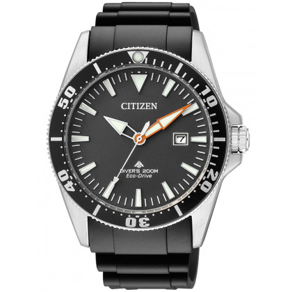 Citizen BN0100-42E Eco-Drive Promaster Sea Diver Watch 41mm