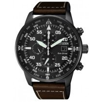 Citizen CA0695-17E Eco-Drive Chronograph 44mm 10 ATM