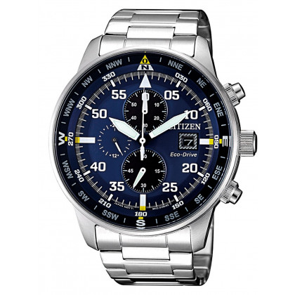 Citizen CA0690-88L Eco-Drive Chronograph 44mm 10 ATM