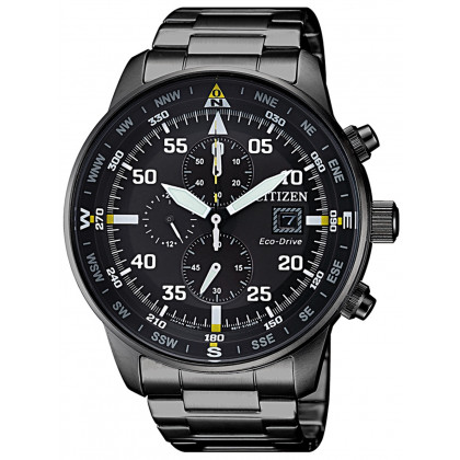 Citizen CA0695-84E Eco-Drive Chronograph 44mm 10 ATM